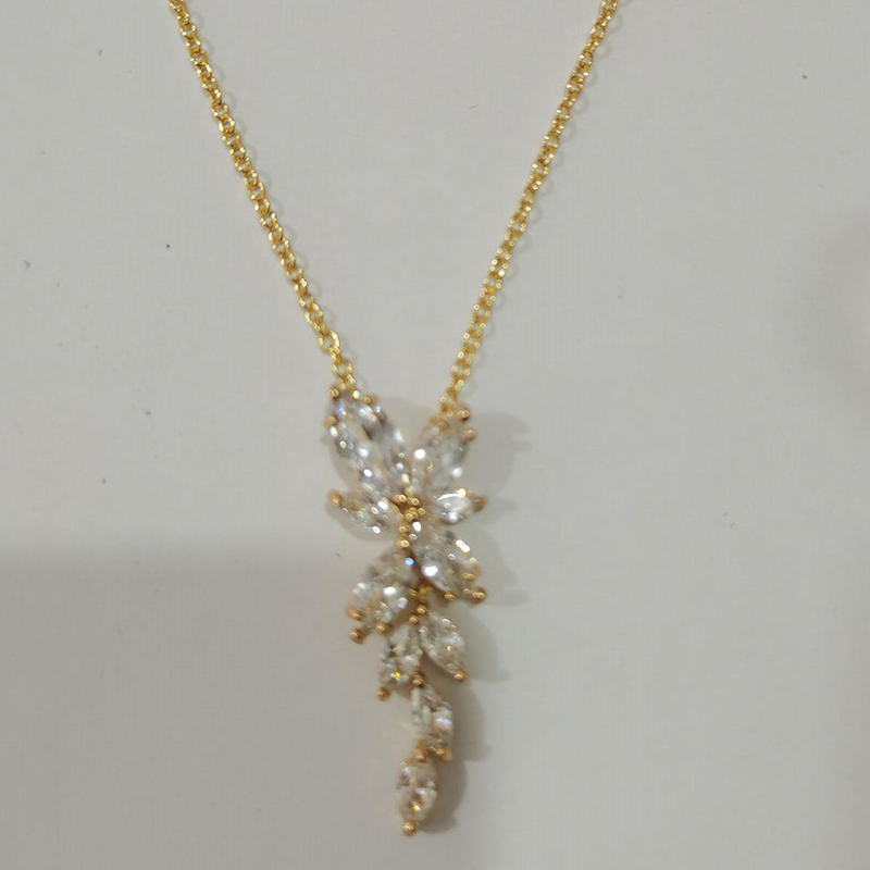 Necklace Yellowgold