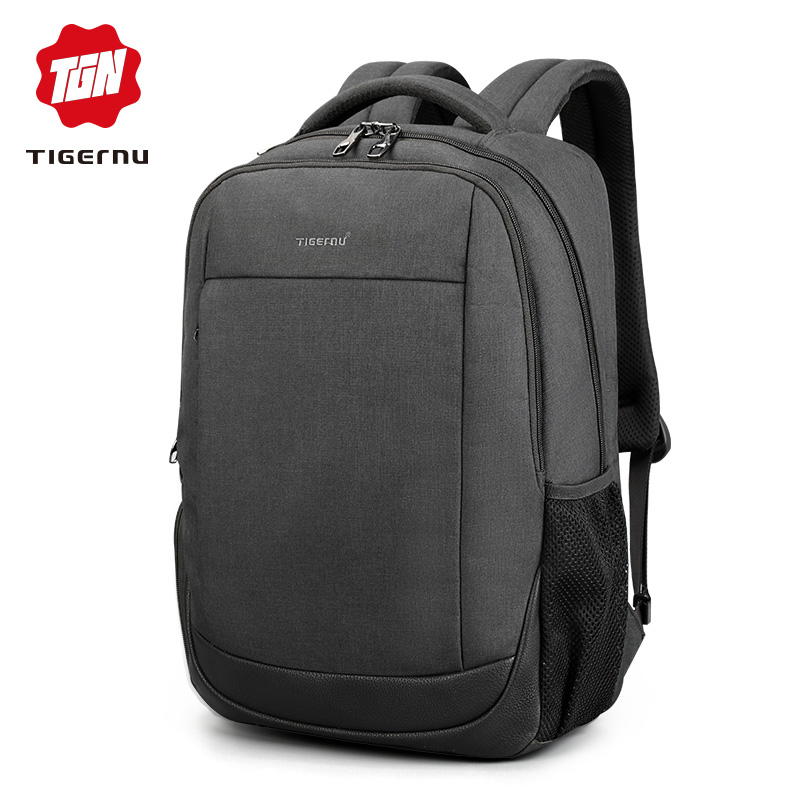 Tigernu Brand USB Charging Male Backpack Anti theft 15 6 Laptop business Backpack Bag Women school