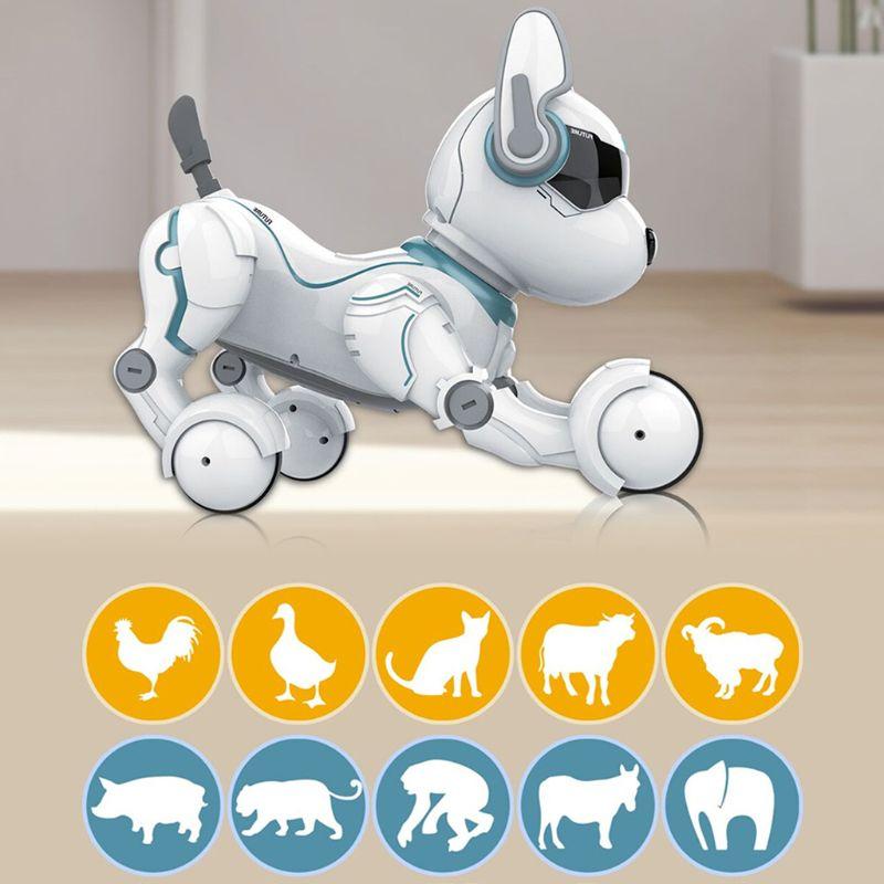 crianças educação precoce brinquedo inteligente programação inteligente