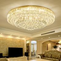Led ライト現代クリスタル天井照明器具 3 白色調光可能な天井ランプリモコンホーム屋内照明