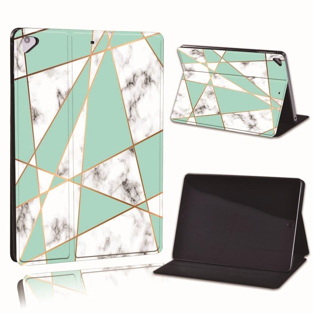 iPad Slim 8 8 (8th A2429 For PU Leather Printed 2020 10.2