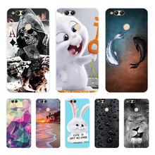 For Huawei Honor 7X Honor7X 5.93 inch Case Soft Silicone Cover
