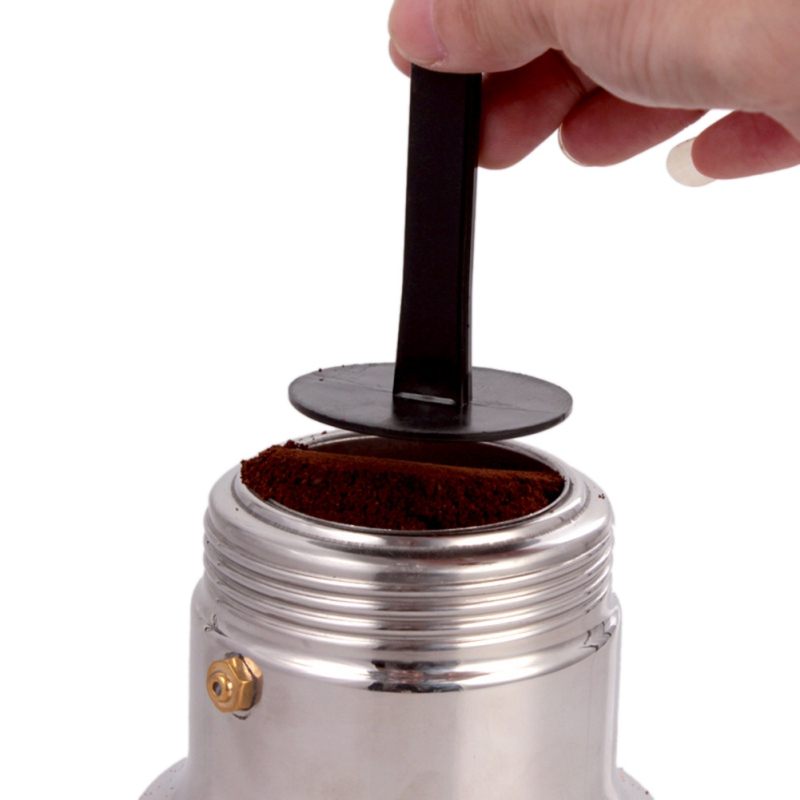 Household 2 In 1 Coffee Powder Press Spoon Measuring Spoon 10g Standard Coffee Spoon
