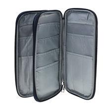 Leere Beutel Lagerung Tasche Für Häkeln Haken und Stricken Nadeln Schere Lineal Große Kapazität Organizer Lagerung Tasche Für Nähen Werkzeuge