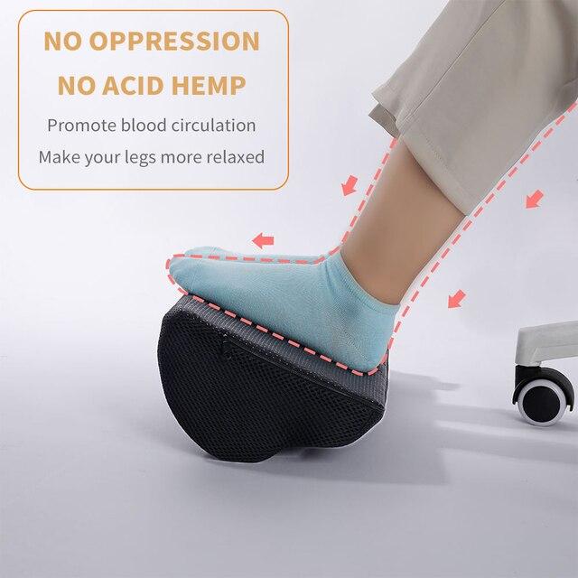 Ergonomic Footrest Pillow  5