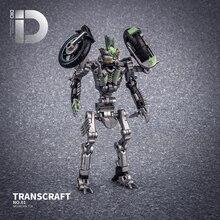 Transformatie Meesterwerk Transcraft TC01 MXG 01 MXG01 Mahican Mohawk Tlk Junkion Vervorming Auto Robot Action Figure Model Speelgoed