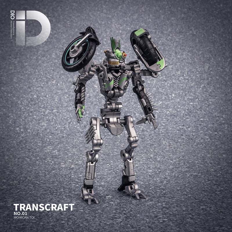 Transformation MasterPiece TransCraft TC01 MXG-01 MXG01 Mahican Mohawk TLK Junkion Deformation Car Robot Action Figure Model Toy