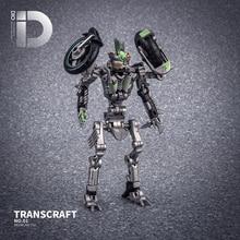 Transformation MasterPiece TransCraft TC01 MXG 01 MXG01 Mahican Mohawk TLK Junkion Deformation Car Robot Action Figure Model Toy