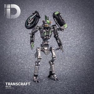 Image 1 - Transformation Meisterwerk TransCraft TC01 MXG 01 MXG01 Mahican Mohawk TLK Junkion Verformung Auto Robot Action figur Modell Spielzeug