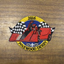 customized DIY hot cut border drill string embroidery patch d