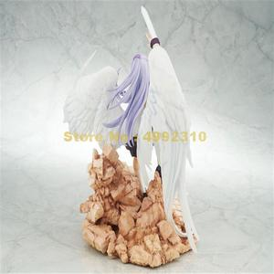 Image 3 - angel beats! angel tachibana kanade collectible model pvc action figure cute doll 20cm Toy