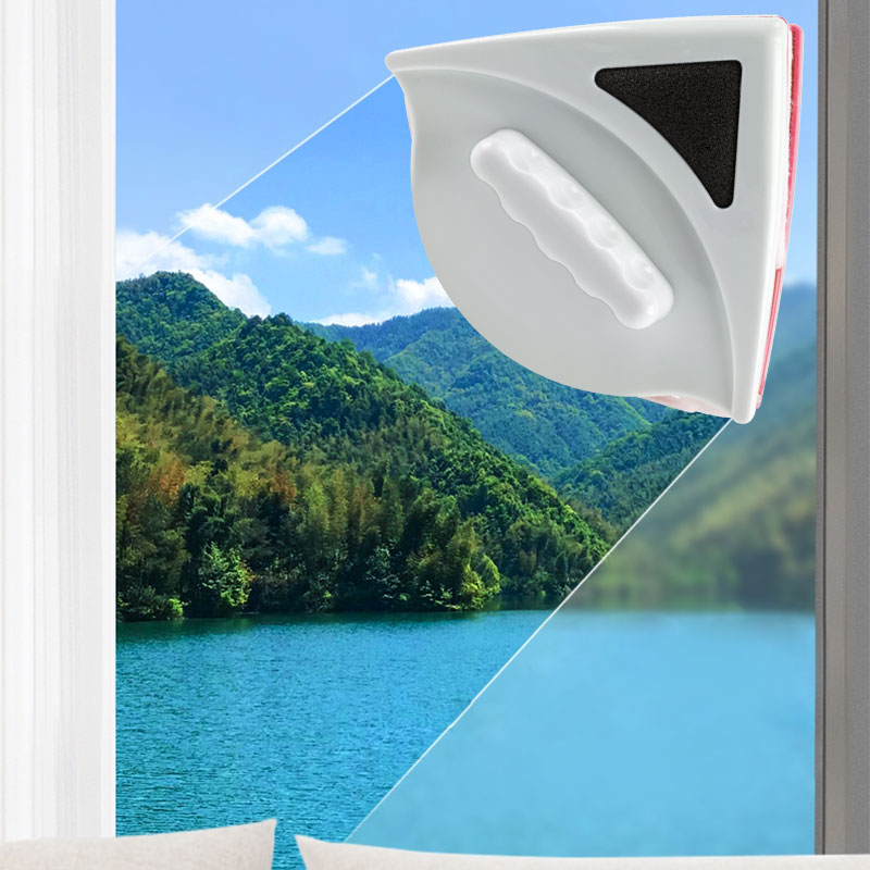 Ultimate Sale╙Brush Magnet-Glass-Cleaner Wash-Window-Wiper Household Double-Side for Cleaning°