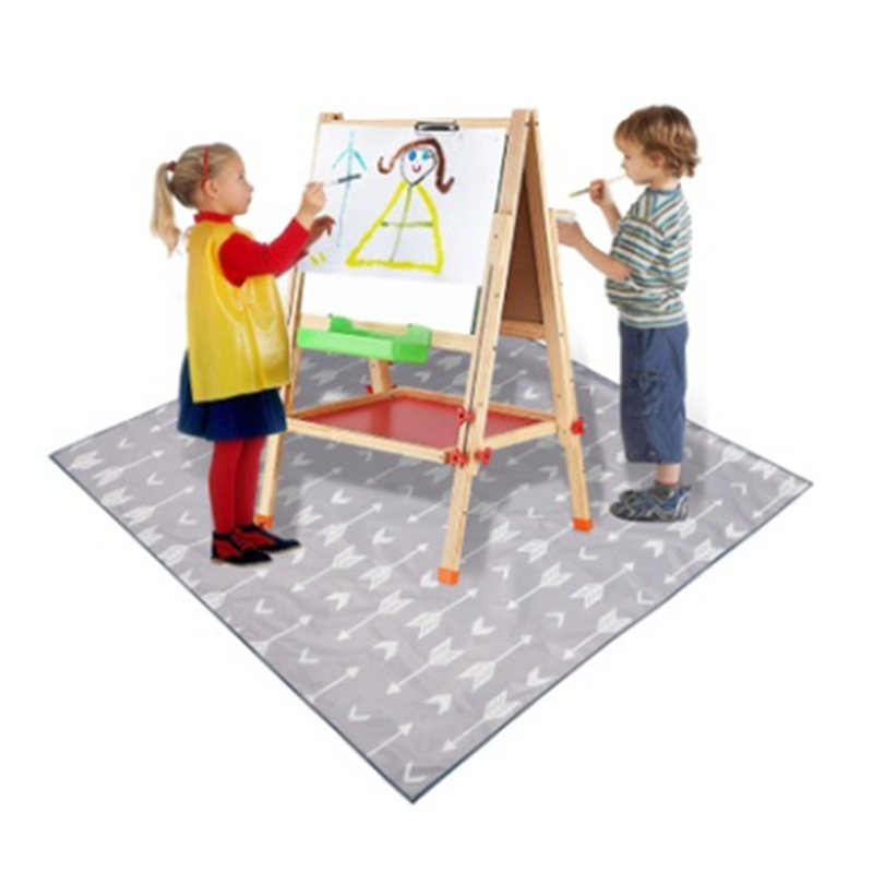 Children's Non-slip Mats Children Meal Cushions Game Mats Picnic Mats Anti-dirty Pad Waterproof Washable Dining Chair Table Mat