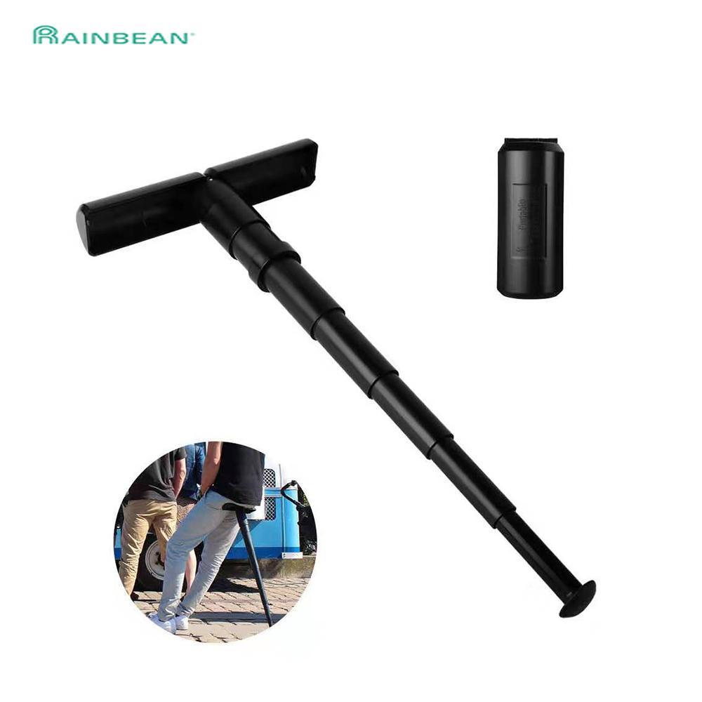 Folding Portable Telescopic Seat Outdoor Retractable Camping Fishing Stool The Walking Stick Hunting Chair Picnic Equipment