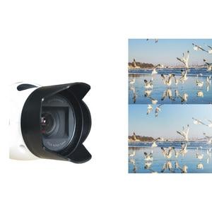 Image 3 - DJI OSMO 짐벌 카메라 렌즈 후드 안티 눈부심 눈부심 방지 ABS 보호 태양 그늘 커버 보호 케이스 바이저 DJI Inspire 1 X3
