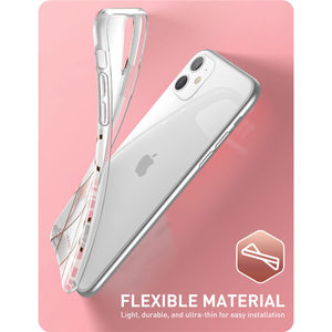 Image 5 - i Blason For iPhone 11 Case 6.1 inch (2019 Release) Cosmo Lite Stylish Hybrid Premium Protective Slim Bumper Marble Back Cover