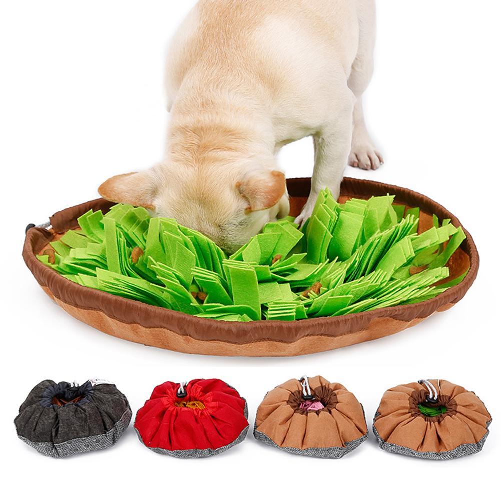 Dog Sniffing Training Olfactory Mat Pad Food Slow Feeding Release Stress font b Pet b font