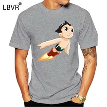 Astroboy T-shirt Astro boy super hero robot cartoon Shirts Adult Kids sizes Casual Short Sleeve TEE 2019 fashion t shirt(China)