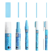 Japanese ZIG Environmental Protection Coloured Glue Pen Adhesives Super Glue DIY Hand Work Glue Pens for Office School Supplies