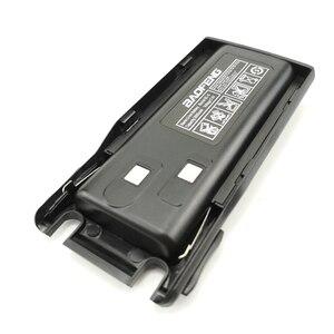 Image 3 - 5 pièces dorigine nouveau Baofeng UV 82 UV 8D talkie walkie 10km Li ion batterie 2800mAh BL 8 pour UV 8D UV 82 CB Radio Pofung UV82 UV8D