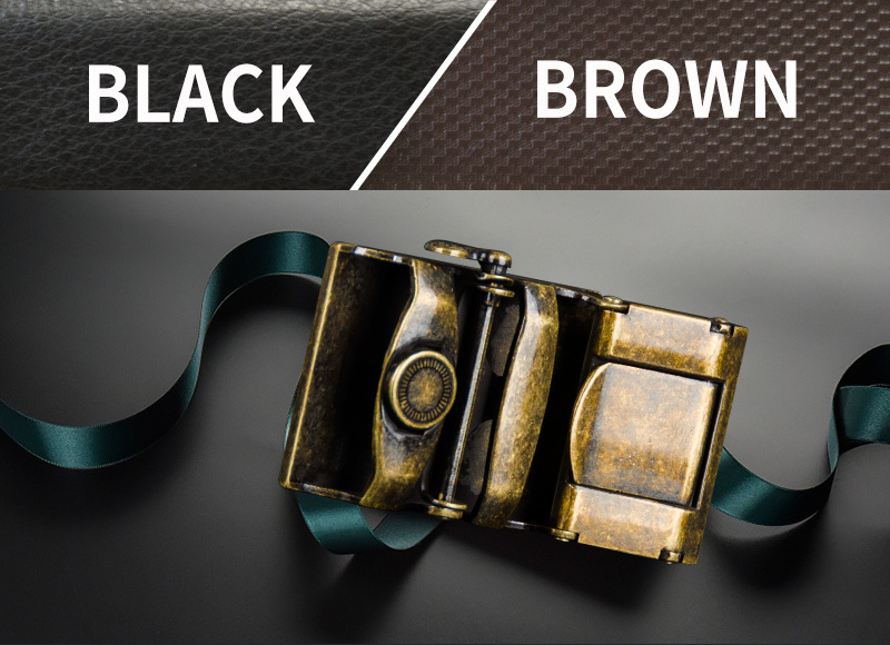 Genuine Leather Belt for Men Top Quality Male Waistband H67efdc57cc6141f09306470e8195b74bN Leather belt