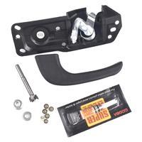 Car Interior Door Handle Left Install Kit for Chevrolet Chevy Silverado 1500 2500 3500 HD Avalanche Suburban Tahoe|Interior Door Handles| |  -