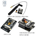 ESP32-CAM Micro USB CH340G ESP32-CAM-MB WiFi Bluetooth модуль с камерой OV2640 + IPEX антенна для Smart Home IOT Development