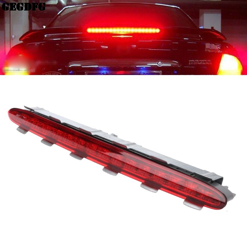 100% brand new and high quality Features: Direct replacement with no modification. Packing will come with a LED 3rd Brake Tail