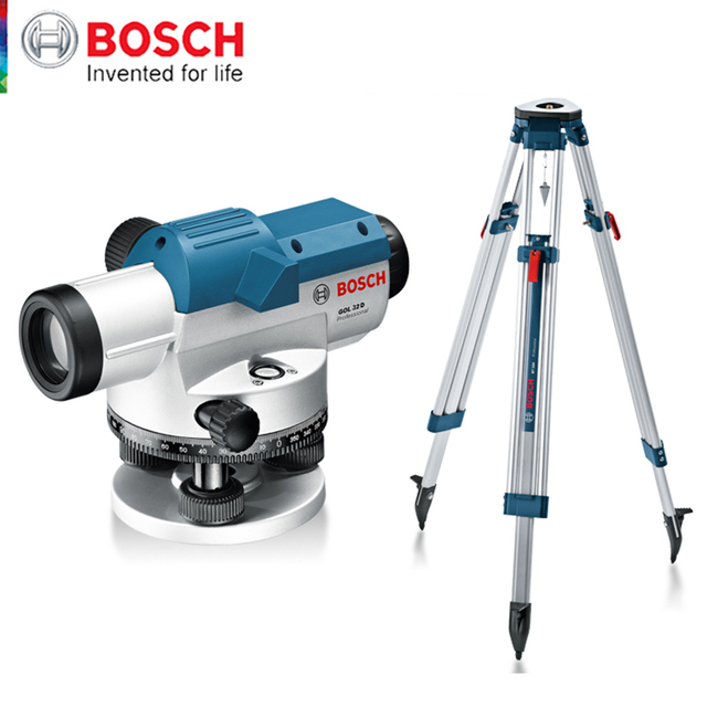 Bosch Optical Laser Level Accuracy Levelling Tool