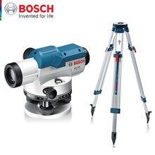Bosch optyczny poziom lasera narzędzie do poziomowania dokładności optyczny poziomica samopoziomujący przyrząd do pomiaru wysokości/odległości/kąta