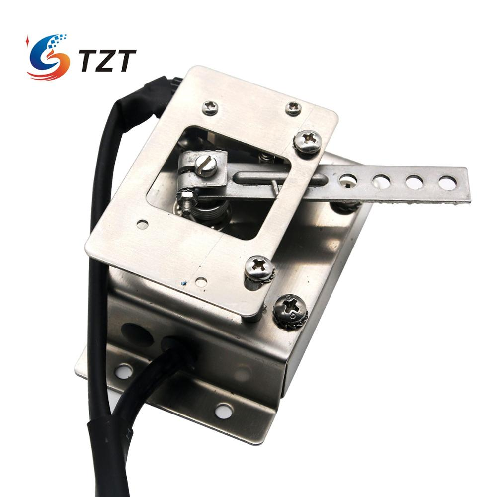 TZT PB-6 Style Throttle 0-5K Ohms 2-Wire Golf Cart Potentiometer For Curtis