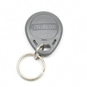 Image 4 - 100 шт./пакет RFID брелоков 125 кГц ABS ключевые теги/для контроля доступа с TK4100/EM 4100 чип