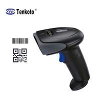 USB 1D QR 2D Barcode Scanner Handheld Wire Codes Reader CCD PDF417 Data Matrix Bar Format Automatic Scan