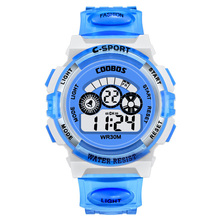 Montre enfant Age Girl Watch Kid Waterproof Digital Watches Colorful Lights Children Wrist Watch For Boys Sport Electronic Clock mingrui children fashion sport digital watch kids waterproof silicone watches led watch hour clock gift montre enfant