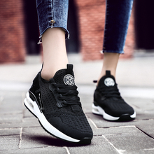 Breath Air Cushion Female Shoes Sport Men Sneakers for