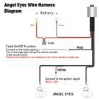 LED Angel Eye Bulbs ...