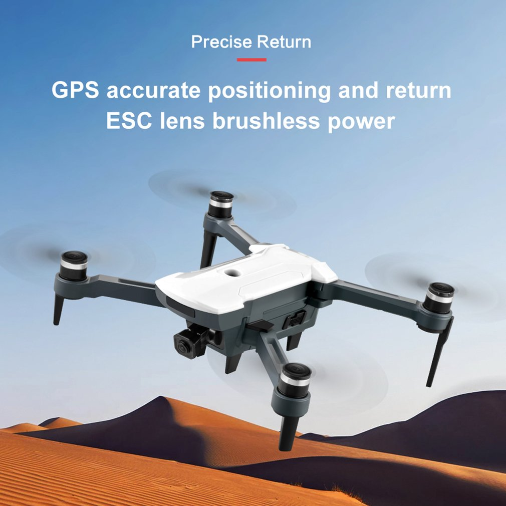 lowest price 2020 Newest K777 PRO Drone 3 Axis Gimbal Camera HD 4K GPS 5G WiFi Profissional Brushless RC Quadcopter 1KM 22mins Drones VS X35