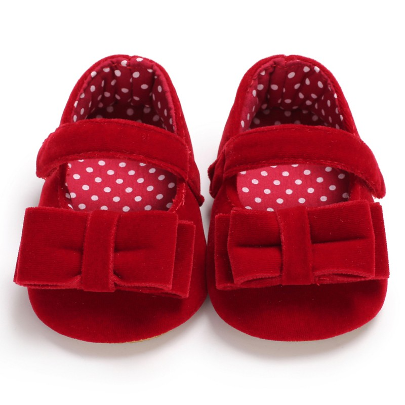 Baby Shoes Infant Moccasins Girls Booties Newborn Winter Flower for Available Children's