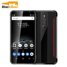 """UNIWA X5 téléphone portable extérieur de Style robuste 3G 5.5 """"MT6580M Quad Core Android 6.0 téléphone intelligent double carte SIM déverrouiller téléphone portable"""