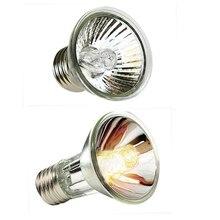 UV светильник лампы для черепах 25/50/75 Вт UVA, UVB лампы Светильник лампы для рептилий ящерица черепаха лампа теплоты легкого применения Температура контроллер инструмент