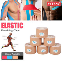 6PCS Kinesiology Tape for Physical Therapy Sports Athletes–Latex Free Elastic Water Resistant for Knee Elbow Shoulder Muscle