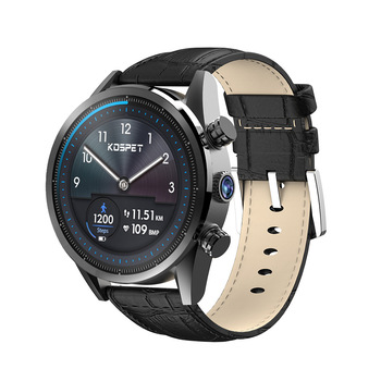 Hope 4G Smartwatch 1.39 inch Android 7.1 MTK6739 Quad Core 3GB+32GB 1GB+16GB ROM Phone Watch 8.0MP 620mAh IP67 Waterproof