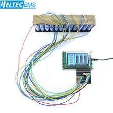 1S 24S Lithium Pin Tế Bào Duy Nhất Đo Dòng Dây Điện Áp Dụng Cụ Đo Xác Định Bút Thử Li ion Lifepo4