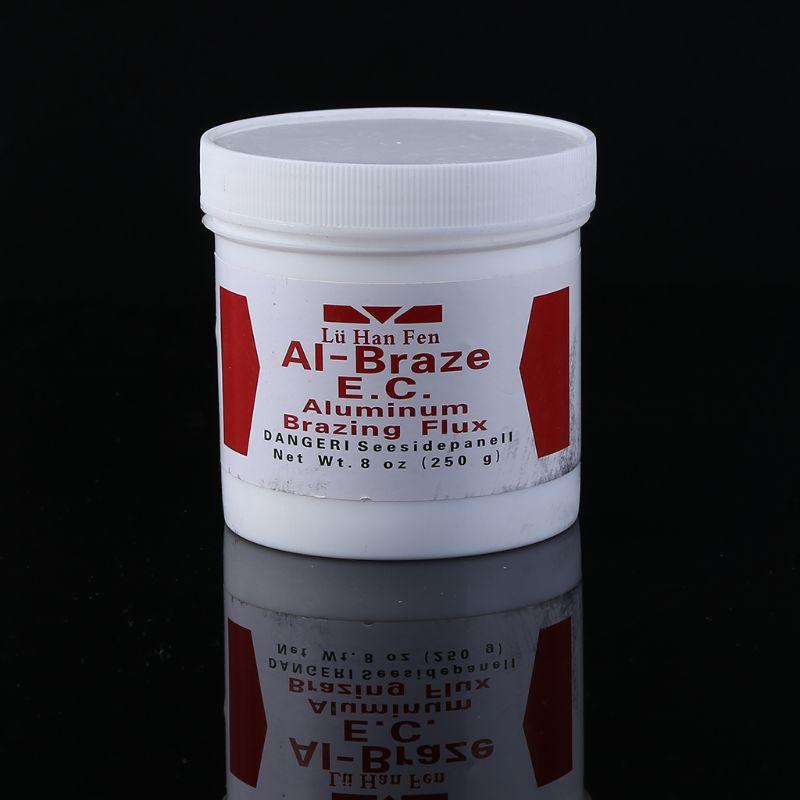 200g Low Temperature Aluminum Welding Powder Used In Welding Aluminum Water Tank Etc Brazing Flux