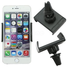 Stylish Car Air Vent Cell Phone Mount Cradle Stand Holder For iPhone GPS