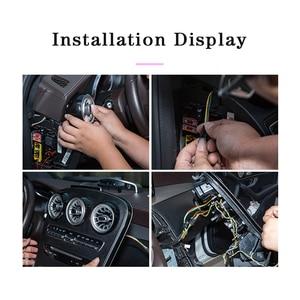 Image 4 - タービン出口 led ライト W205 GLC メルセデスベンツ C GLC クラスフロントエアコンベント入口センターコンソール周囲ライト