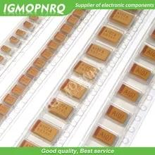 10PCS 1206//3216 SMD Chip Tantalum Capacitor 16V4.7UF 4.7uF//16V 475C A Case
