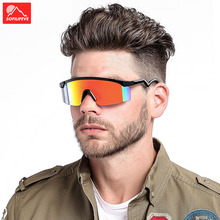 2019 Polarized Cycling Sunglasses MTB Road Bike Glasses Outdoor Sport Eyewear Goggles Riding Bicycle Sun