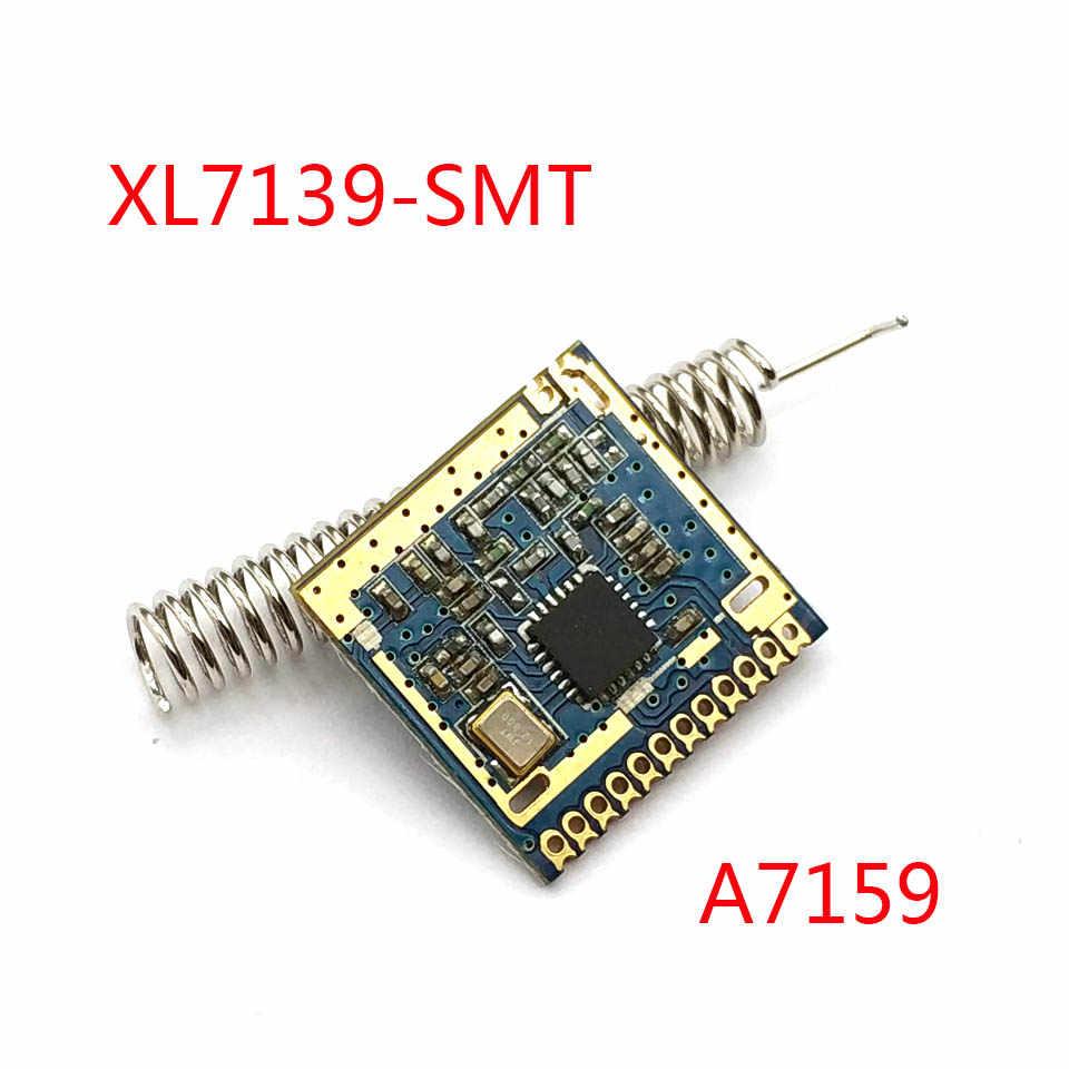 A7139 وحدة إرسال واستقبال لاسلكية/فائقة منخفضة استقبال الحالي 4mA/وحدة إرسال واستقبال لاسلكية 433 متر وحدة لاسلكية