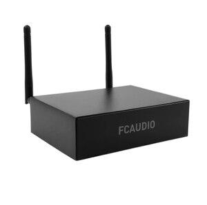 Image 5 - WR30 WiFi & aptX HD Bluetooth 5.0 HiFi Preamplifier With ES9023DAC AKM ADC Multiroom Airplay Tidal